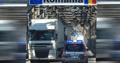 Restricții de circulație pe Podul Prieteniei Giurgiu – Ruse