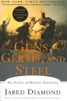 Image result for guns germs and steel book cover