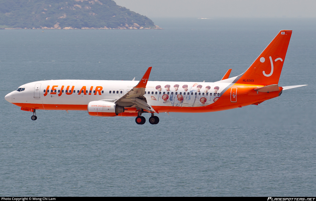 Jeju Air And AFI KLM E&M Extend Existing CFM56-7 Support Contract