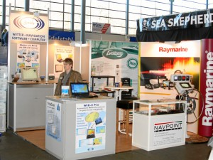 Bonito Messestand Boatfit 2014