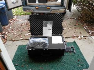 ICOM Koffer IC-7600 von ICOM USA