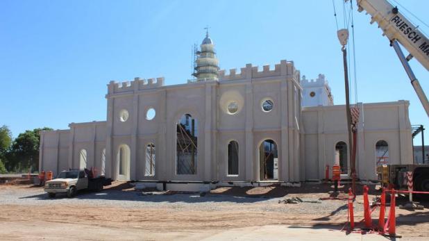 St. George Temple Renovation