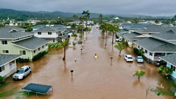 Laie-Floods
