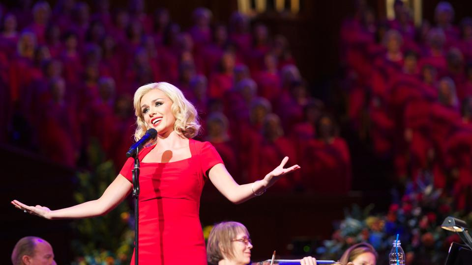 Pioneer Day Concert Features Renowned Welsh Mezzo-Soprano