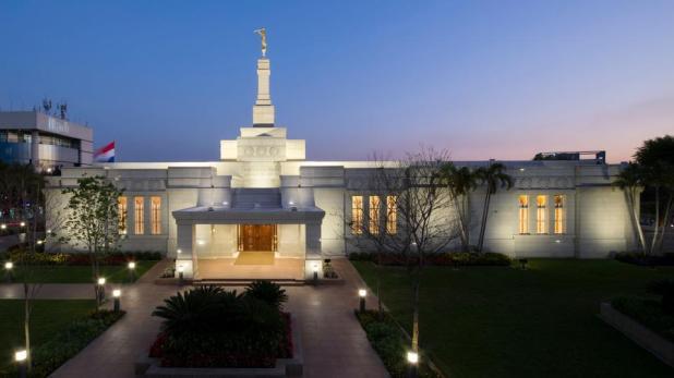Asunción Paraguay Temple