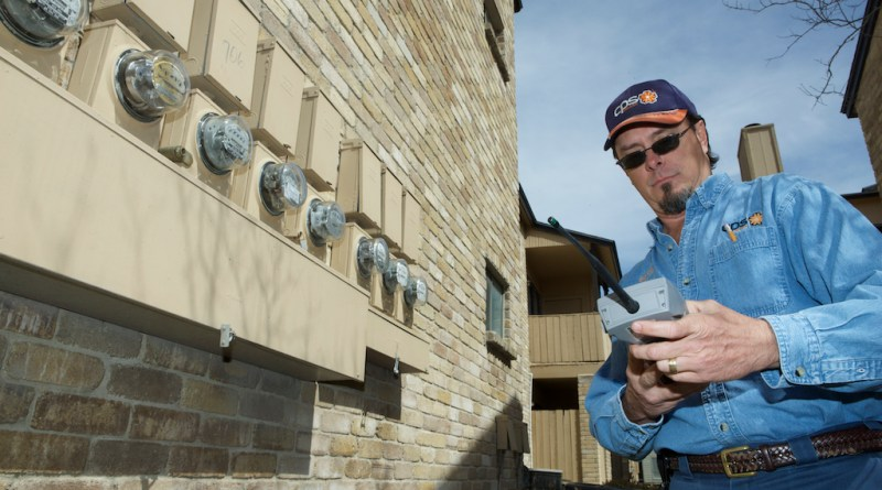 (Image) CPS Energy is working to automate meter reading to reduce estimated bills