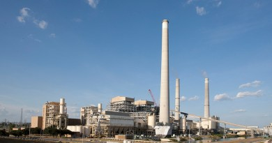 (Image) CPS Energy's Spruce 2 coal plant is one of the cleanest in the country.