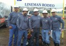 (Image) CPS Energy linemen at the American Public Power Association Lineworkers Rodeo