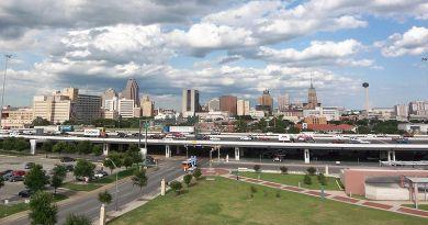 (Image) San Antonio Skyline