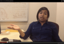 (Image) Clark High School graduate Allison Garcia talks about being an intern at CPS Energy