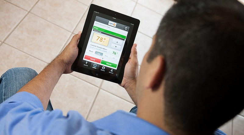 (Image) Home Manager, which allows customers remote programming, is one of CPS Energy's demand response programs