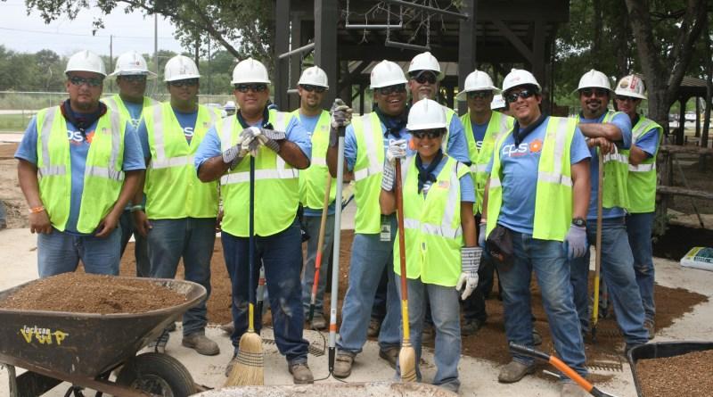 (Image) CPS Energy employees are reflective of San Antonio's ethnic makeup.