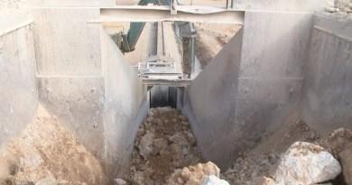 (Image) rock pit at a quarry