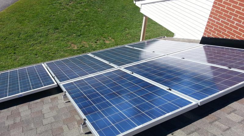 (Image) Solar Array
