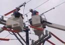 (Image) storm line restoration