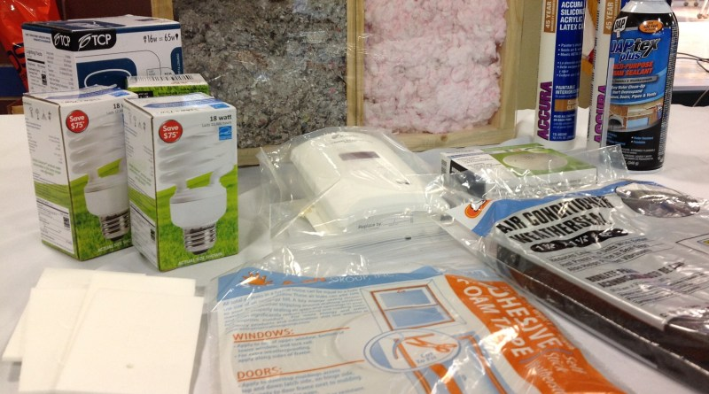 (Image) Energy saving materials