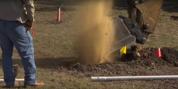 Excavator Safety Day