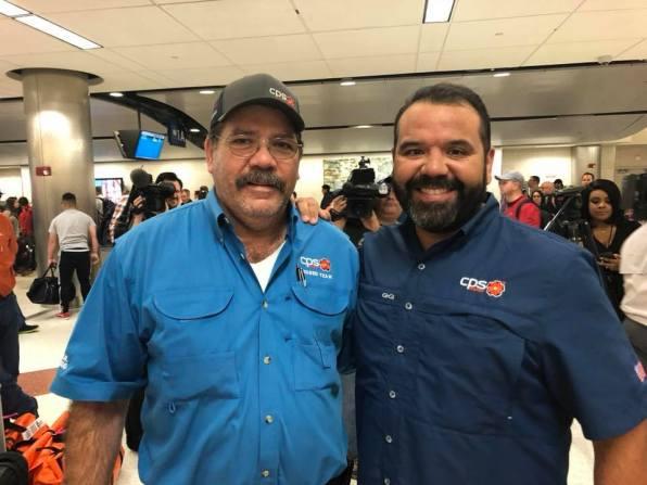 Larry and Manuel's Return