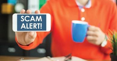 (Image) Scam Alert