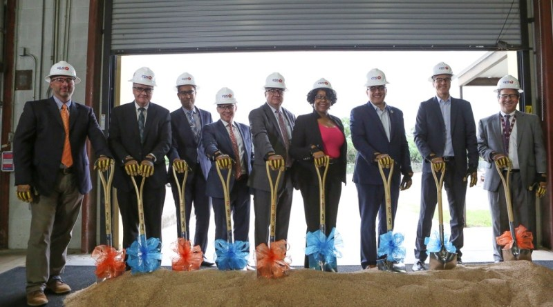 (Image) CPS Energy Breaks Ground on the Future