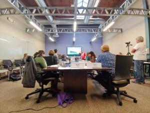 environmental stakeholder meeting