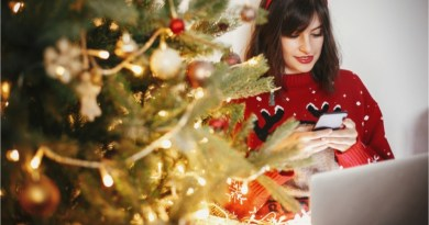 (Image) Christmas tree