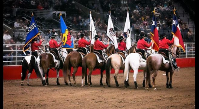 Drill Team is a 'mane' attraction for SA rodeo-goers