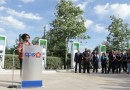 """CPS Energy """"Charged-Up"""" for new Electrify America EV charging station"""
