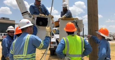 Line crews invest in future generation of utility workers