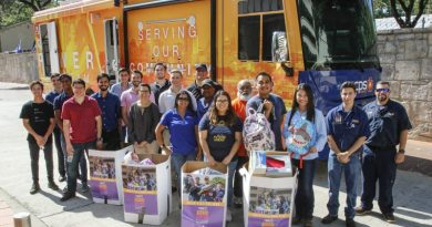 CPS Energy collects 4,000 lbs. of school supplies for Stuff the Bus