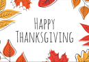 CPS ENERGY OFFICES AND SERVICE CENTERS CLOSED FOR THANKSGIVING HOLIDAY