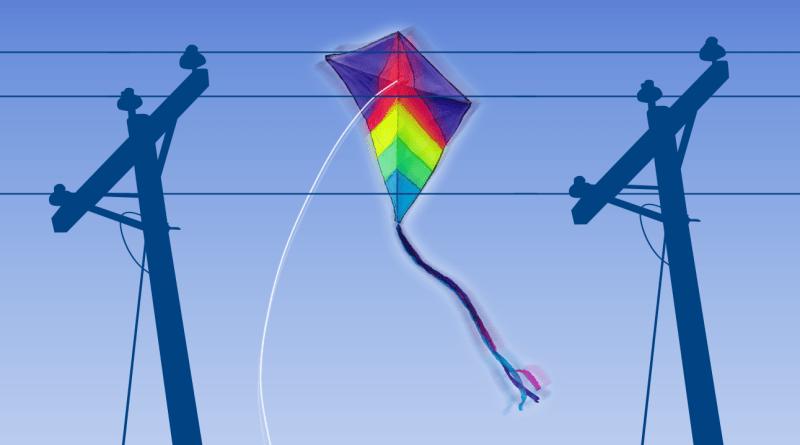 It's a bird, it's a plane…no wait…it's a kite!