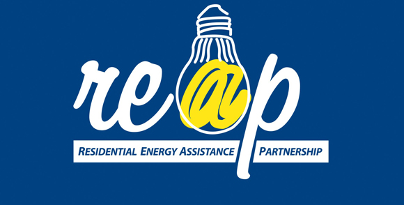 Residential Energy Assistance Partnership Long Logo