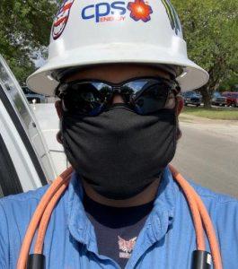 CPS Energy Apprentice Meterman Matthew-Macias