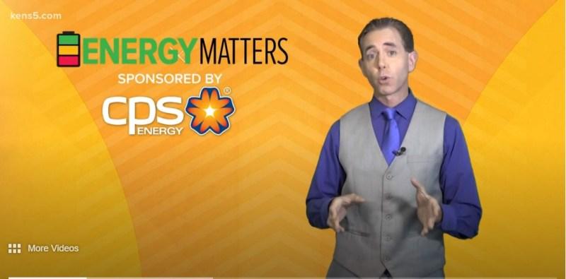 KENS 5 Energy Matters banner
