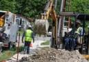 CPS Energy Gas Solutions Team members work to repair gas pipelines