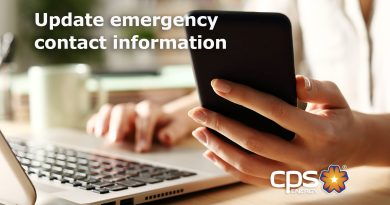 Update your emergency contact info to help us help you