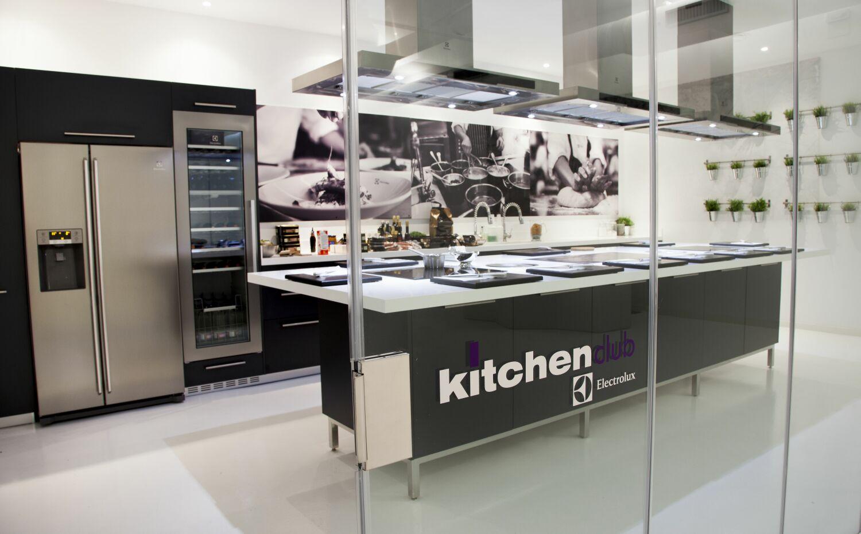 Electrolux equipa la escuela de cocina Kitchen Club una