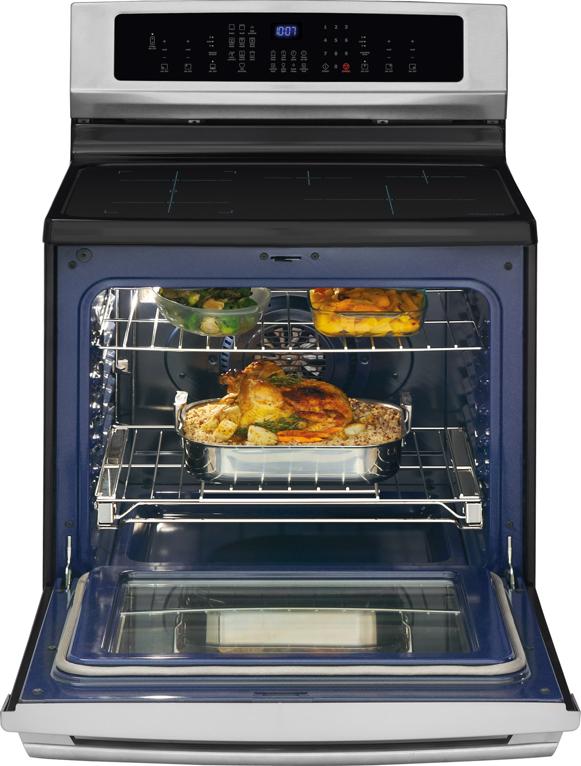 Electrolux Introduces New Induction Free Standing Range