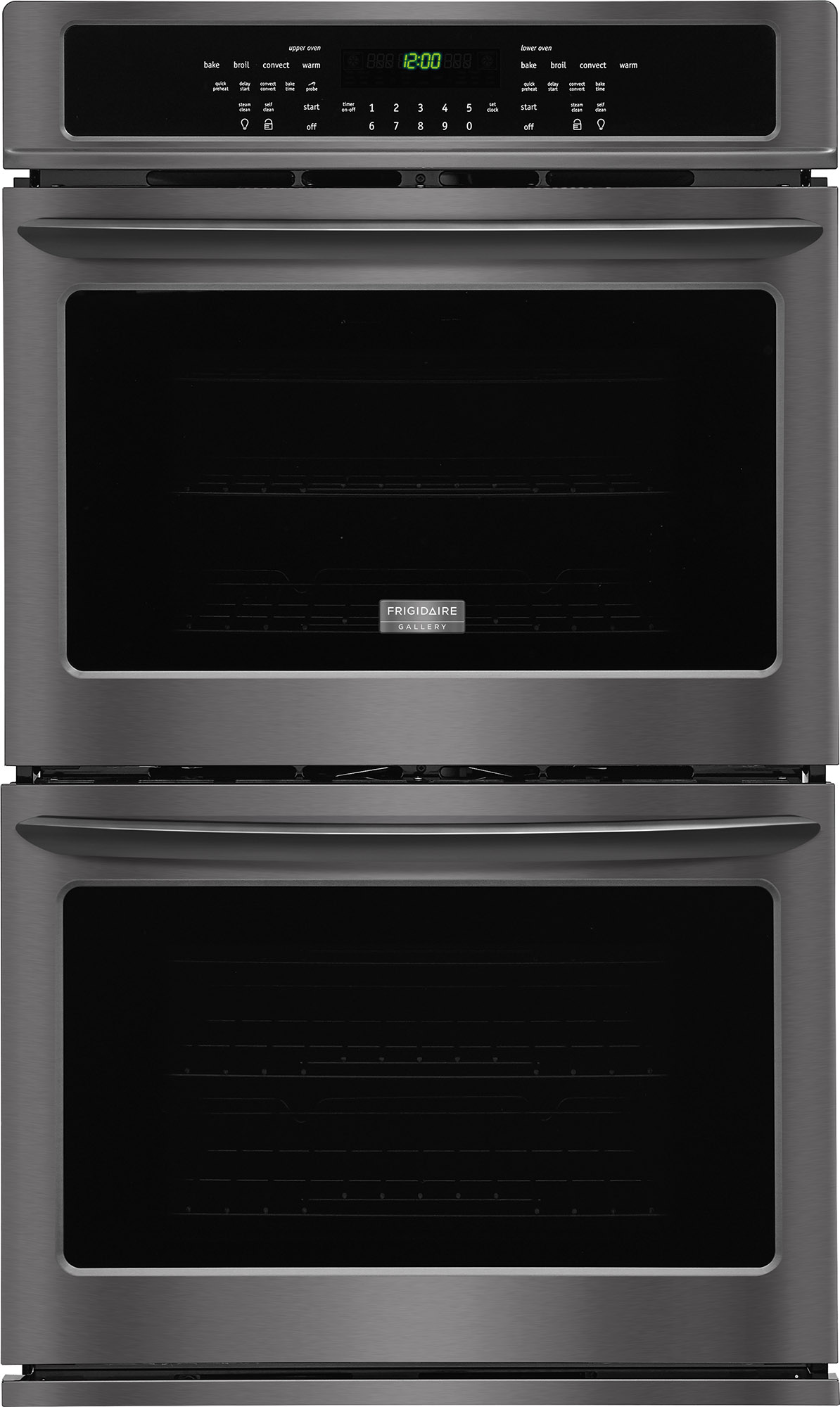 Frigidaire Gallery launches new smudgeproof black