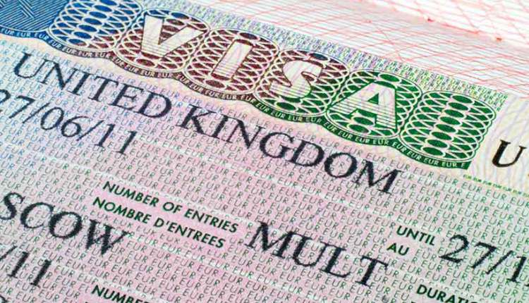 uk visa for thai