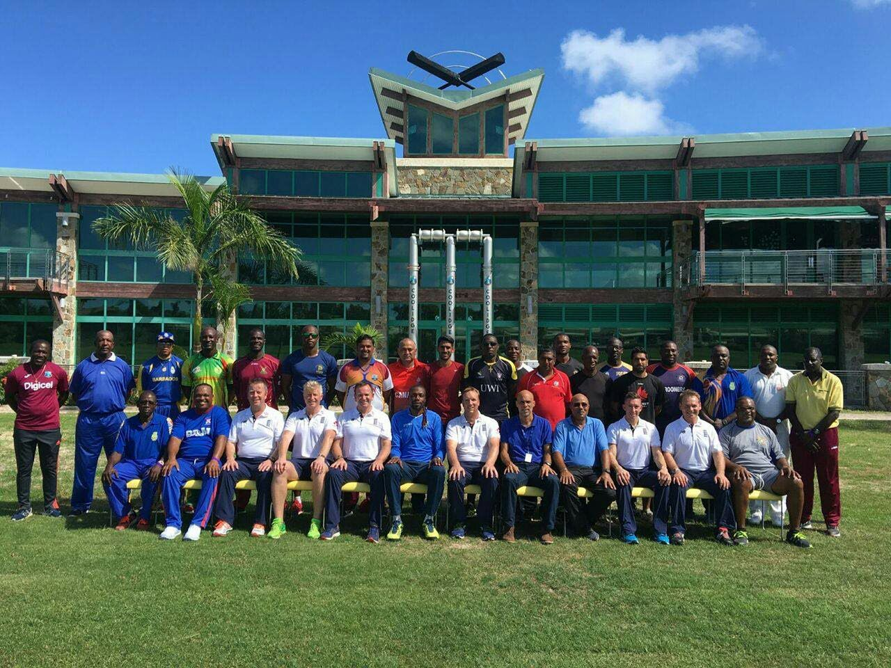 25 New Level Three Coaches Certified By Cwi Ecb News Room Guyana