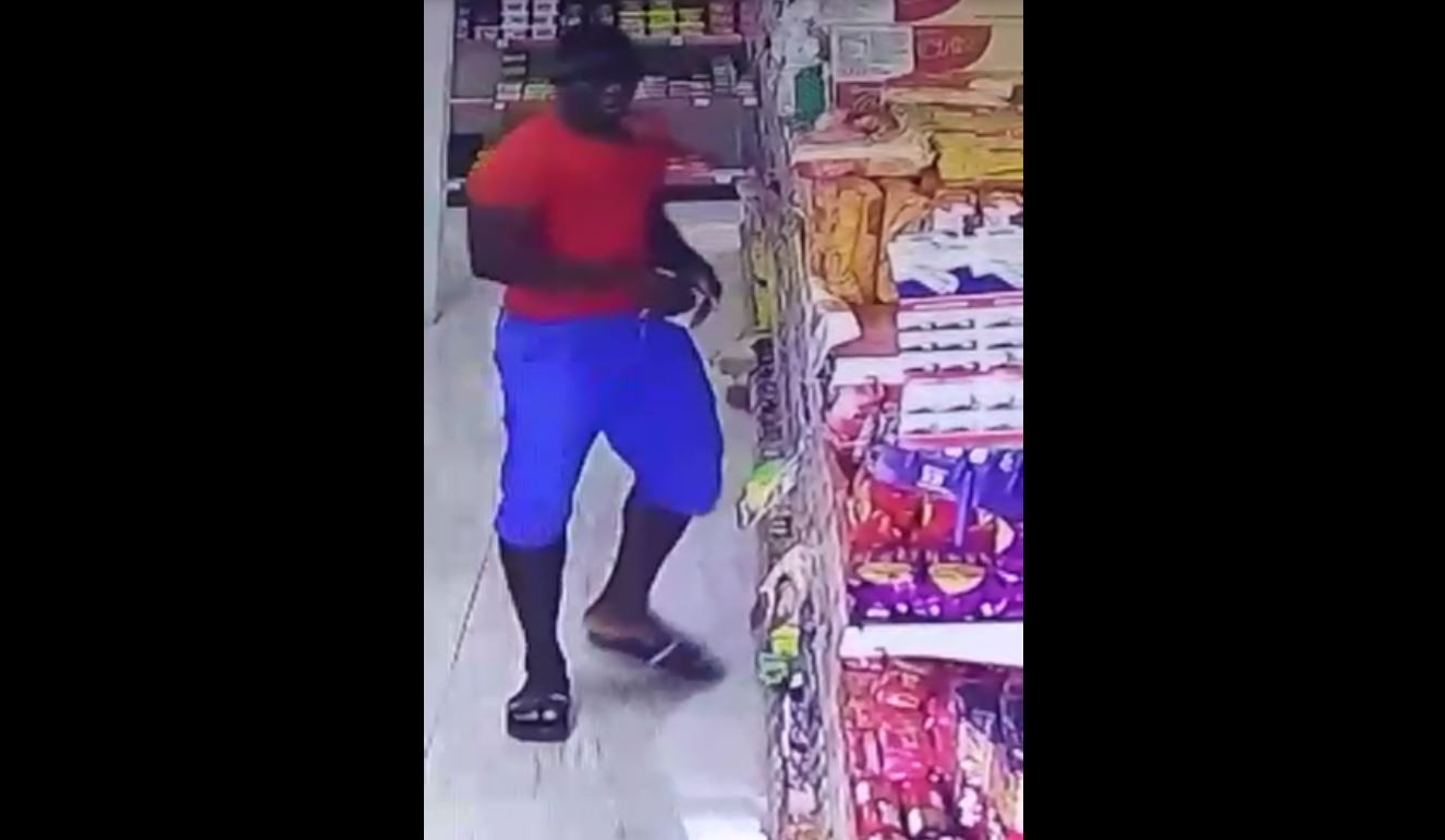 VIDEO: Prison Officer caught shoplifting – News Room Guyana