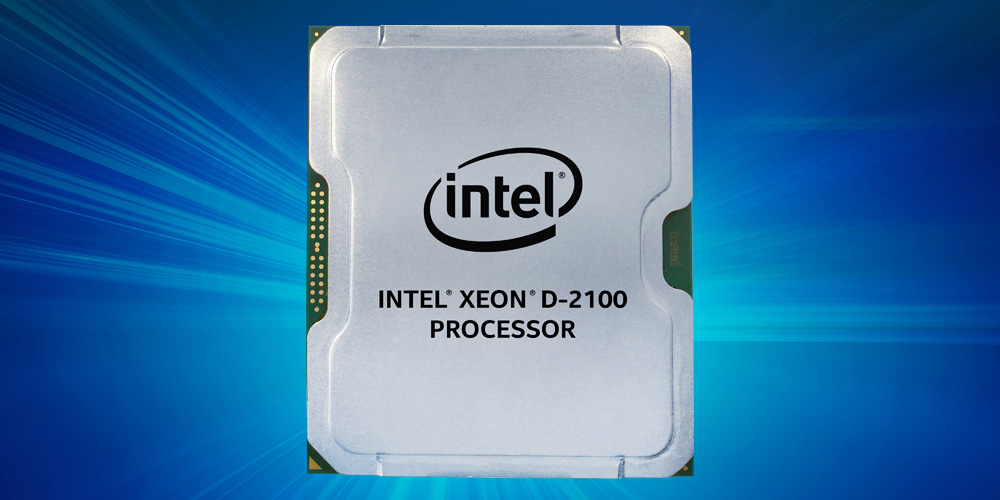 xeon d 2100 2x1 Intel Xeon D 2100 series of processors   The complete specifications list included by Intel