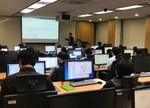 코스콤, 빅데이터 금융분석 전문가 양성  이론 및 실습과정 개설…증권사 직원 '호응'