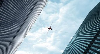 Exports at an all-time high – but the skill of a tightrope walker needed to balance the economy