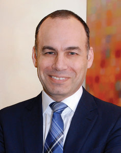 Stan Stavros, Partner in Charge, Infrastructure & Projects Group