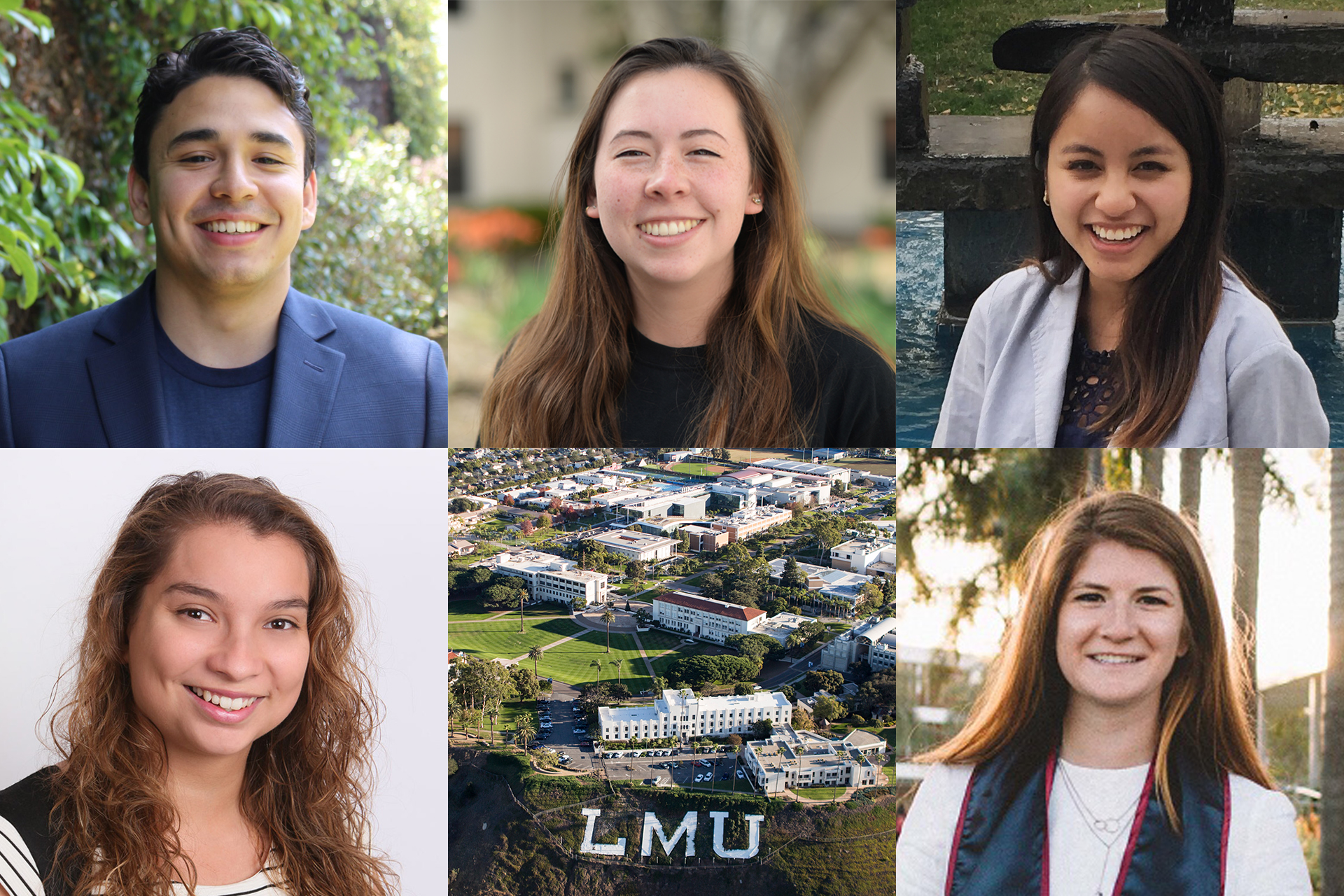 Five LMU graduates awarded Fulbright Grants to study and teach English abroad