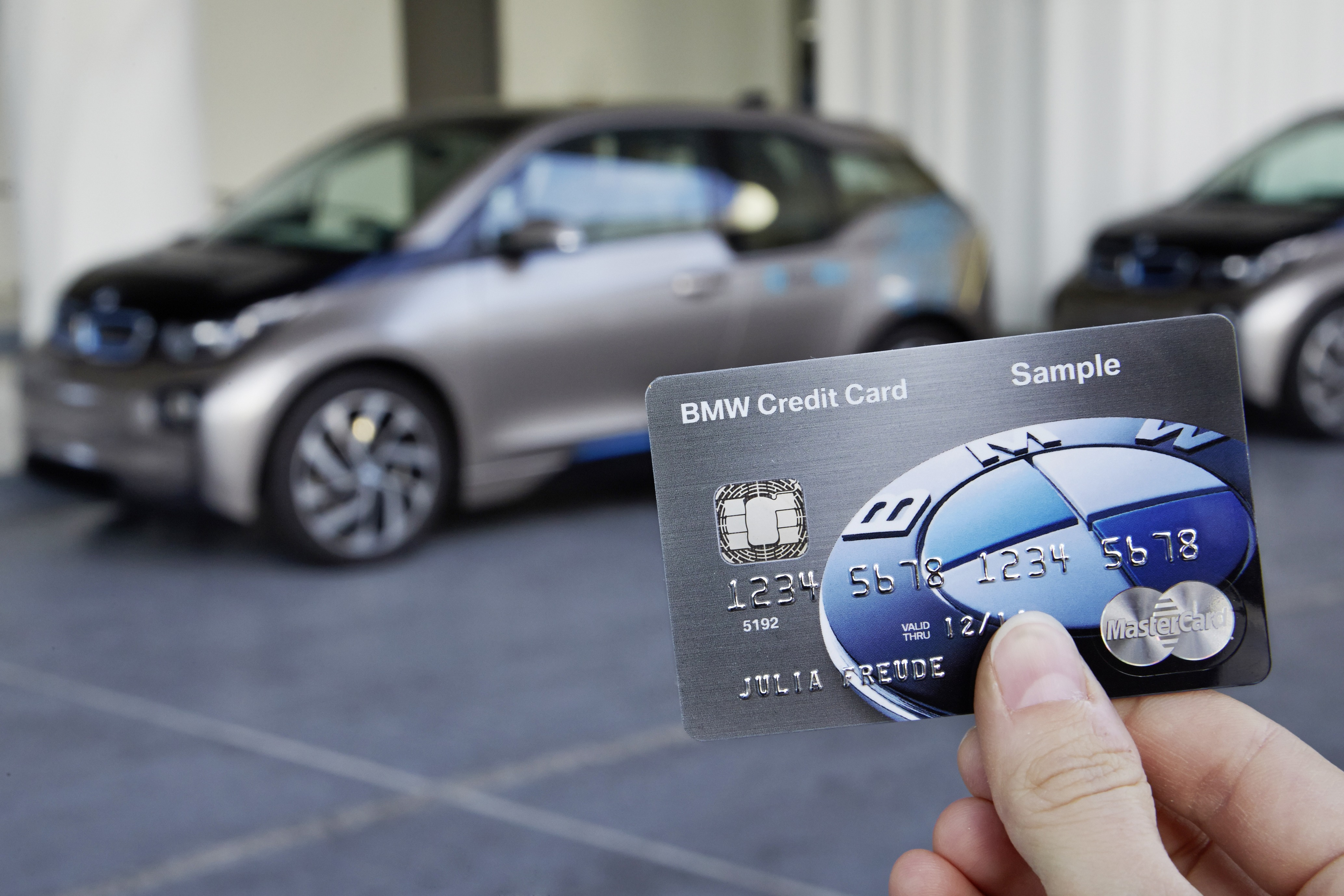 Hire, Unlock And Operate A Bmw With Mastercard  Global Hub