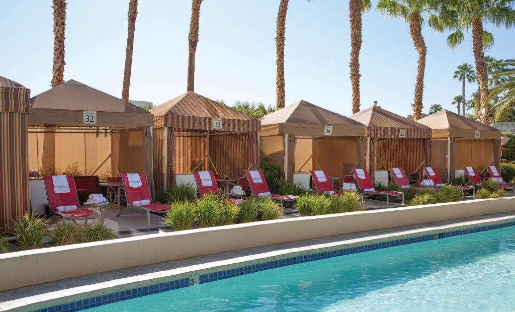 The sleeping arrangements include 6 king sized beds and 2 sets of bunk beds. Mandalay Bay Beach Mandalay Bay Resort And Casino